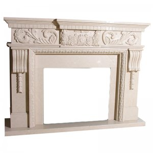 Marble Fireplace NSFIR022