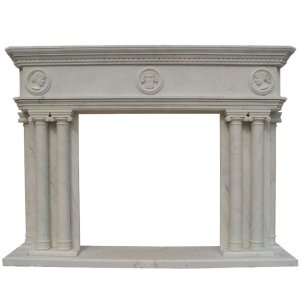 Marble Fireplace NSFIR023