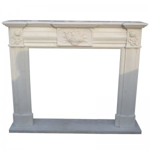 Marble Fireplace NSFIR024