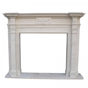 Marble Fireplace NSFIR028
