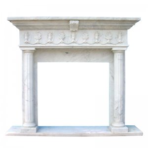 Marble Fireplace NSFIR030