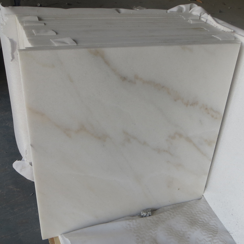 Landscape White Marble Guangxi White Marble