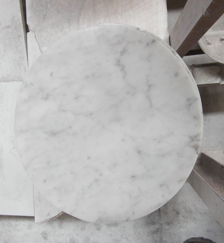 Bianco Carrara Marble Table Top Carrara Marble Table Top