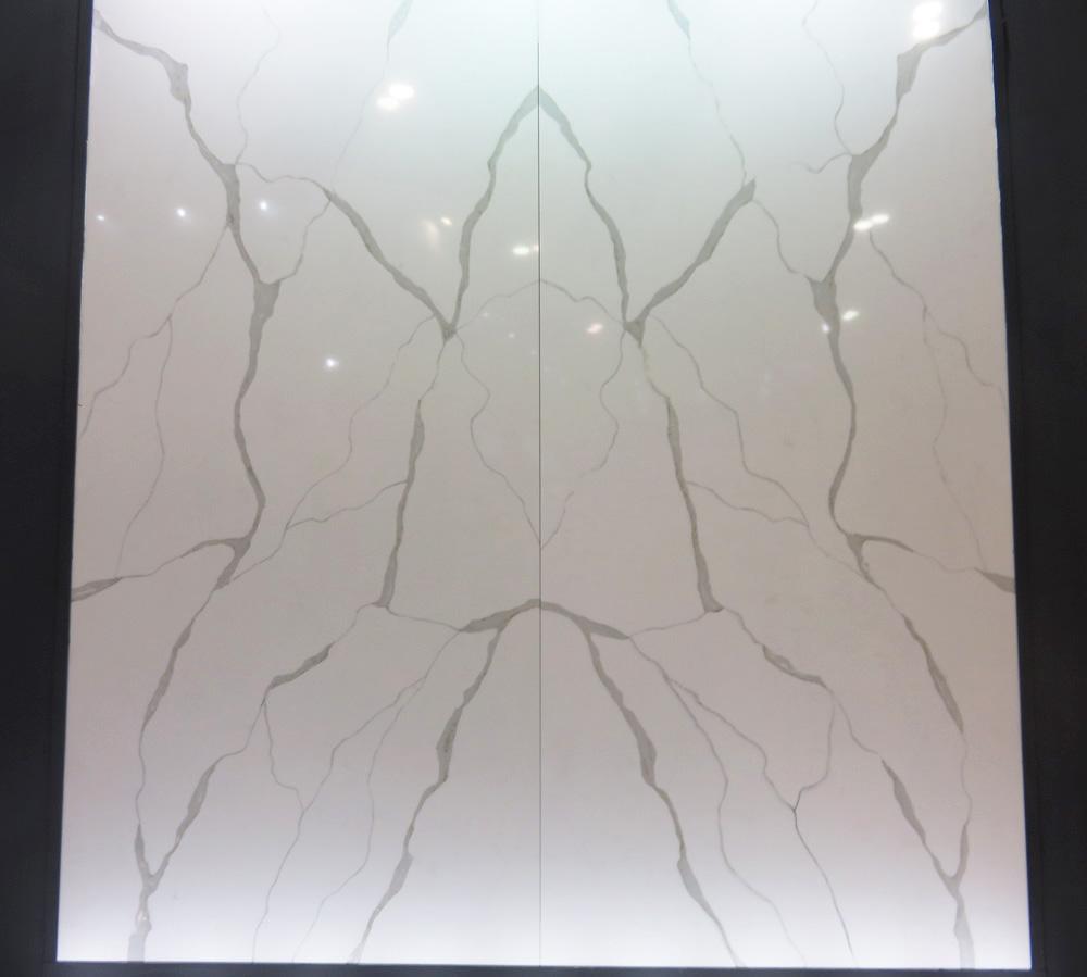 Calacatta White Quartz Calacatta Classique Quartz Newstar