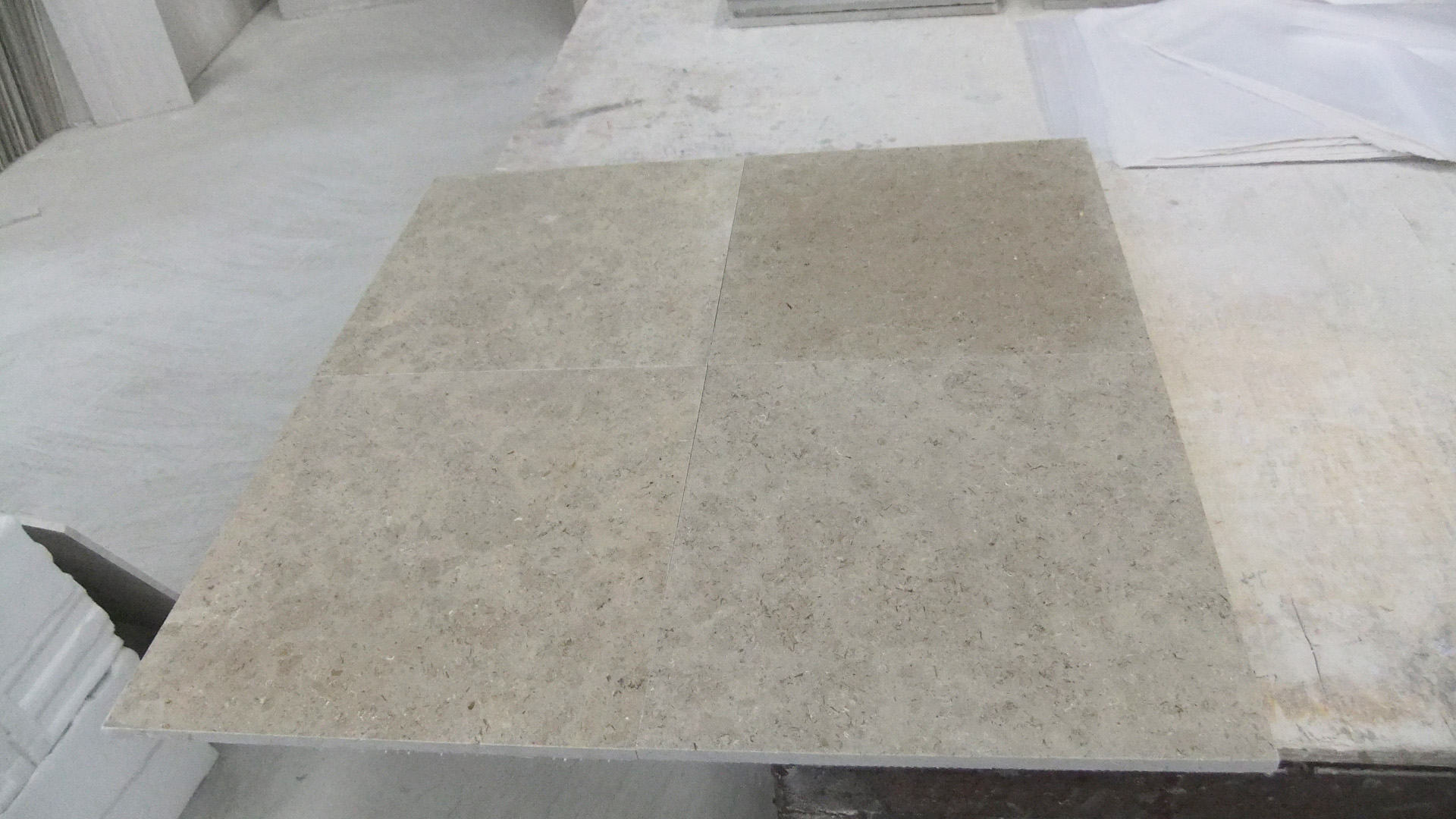 Egypt Sinai Pearl Limestone Column