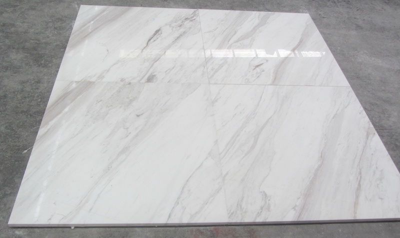 Volakas Jazz White Made In Greece Marble Tiles Newstar Stone