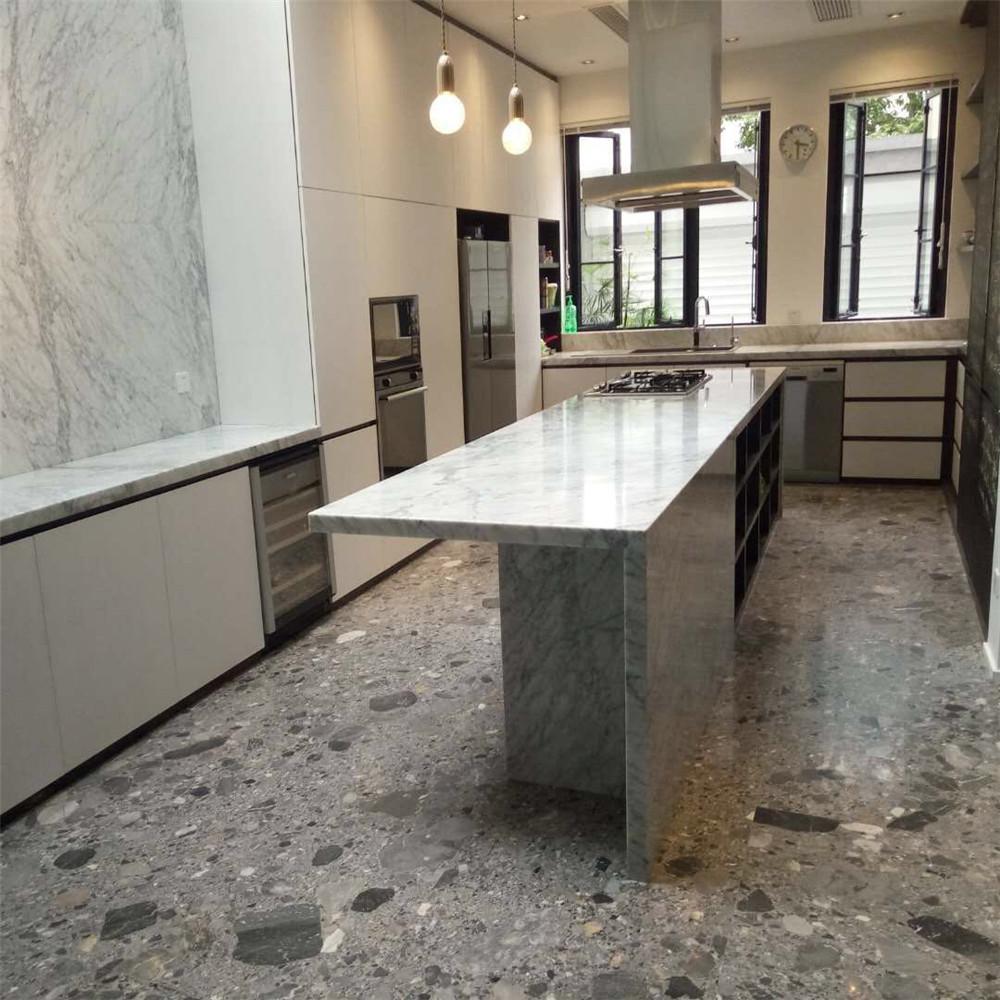 Stone Backsplash Kitchen Travertine