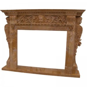 Marble Fireplace NSFIR009