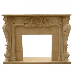 Marble Fireplace NSFIR017