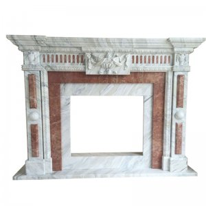 Marble Fireplace NSFIR020