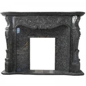 Granite Fireplace NSFIR026