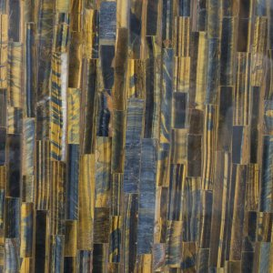 Yellow Blue Tiger Eye ASP-Y048