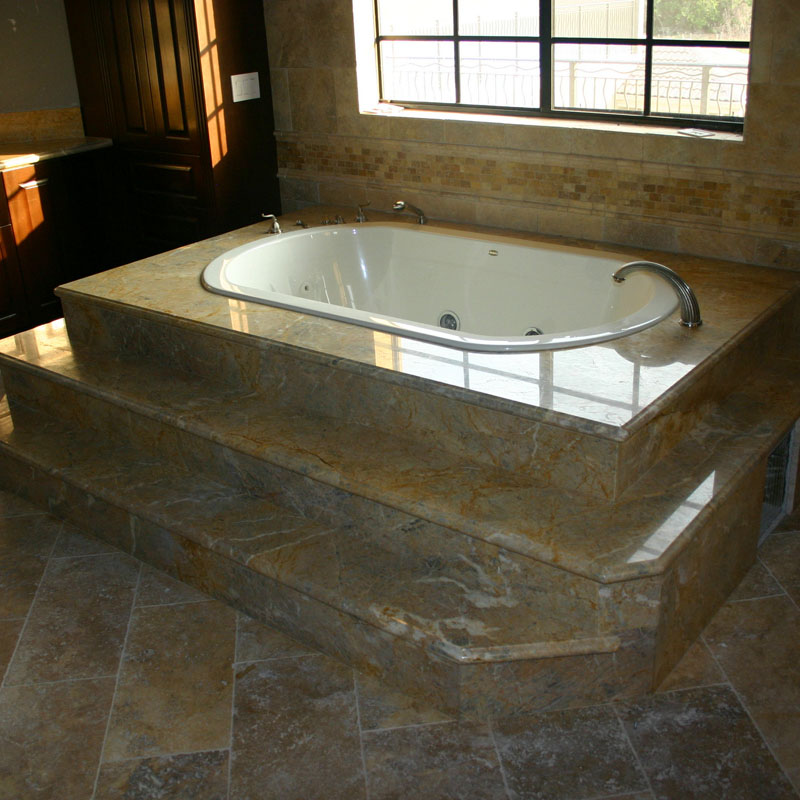 Stone Tub Showers Have Become A Popular Option Because Of Their Beautiful Aesthetic And Durable Functionality Each Granite Piece Is Unique Sporting Many
